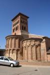 The Iglesia de Sahagún. Courtesy of Wikimedia Commons.