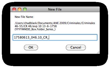 New File Name